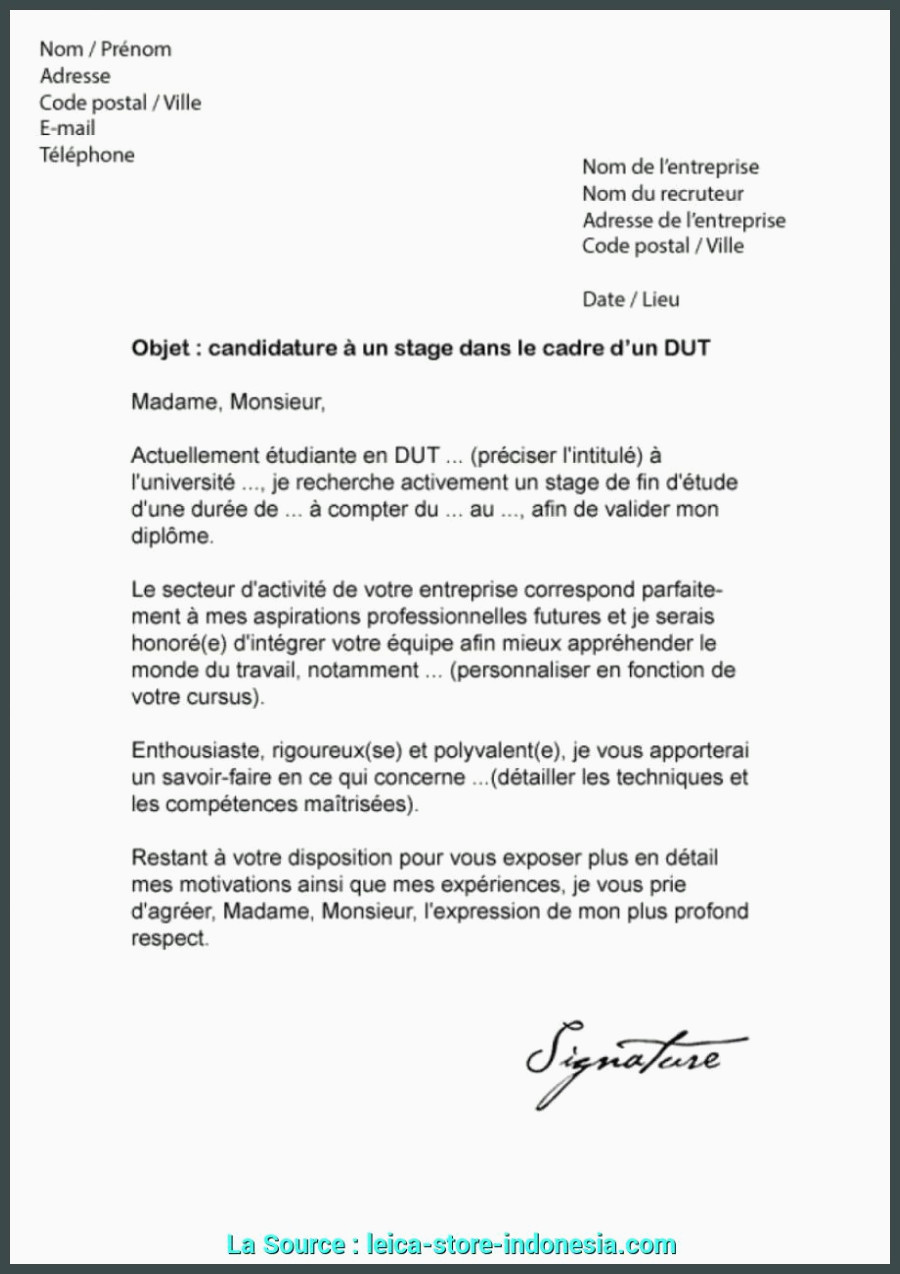 Lettre De Motivation Stage Journalisme Simple Lettre De Motivation Journalisme Lannion Préparer Licence