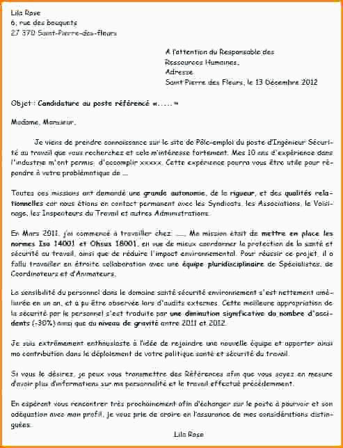 Lettre De Motivation Stage Mecanique Auto 13 Lettre Motivation Agent De Production Sans Experience