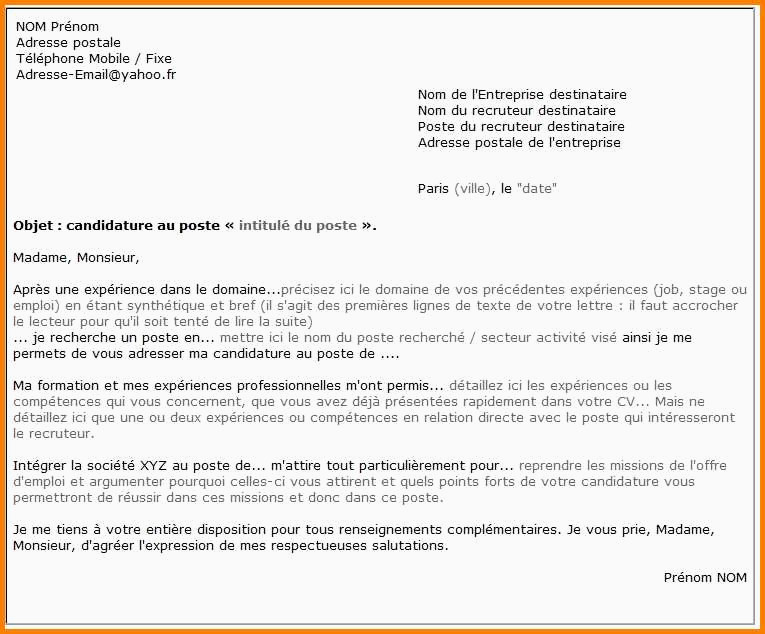 Lettre De Motivation Street Marketing 14 Mod¨le De Lettre De Motivation Pour Stage