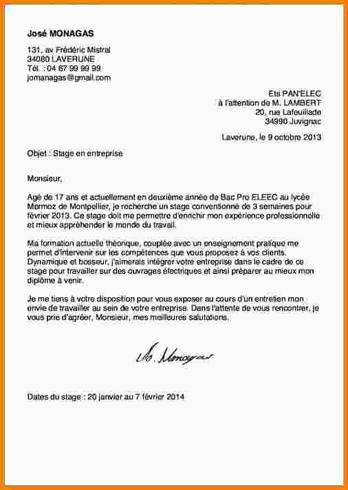 Lettre De Motivation Street Marketing 15 Lettre De Motivation formation Professionnelle