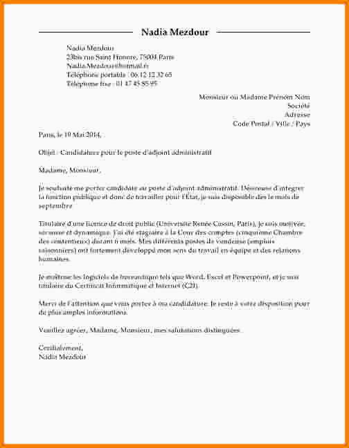 Lettre De Motivation Webmarketing 14 Lettre De Motivation assistant Administratif Et Mercial