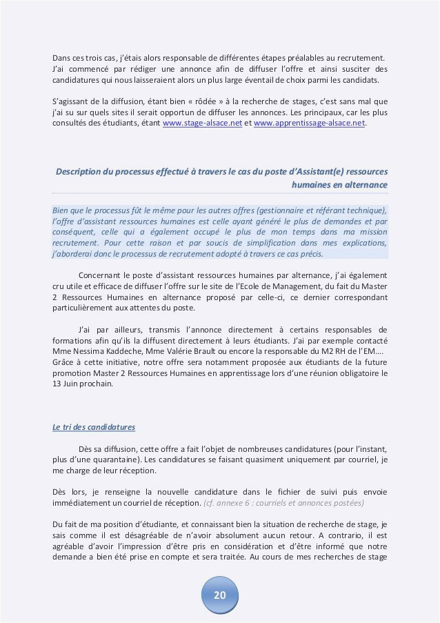 Lettre Motivation Alternance 99 Exemple Lettre De Motivation assistant Rh Alternance