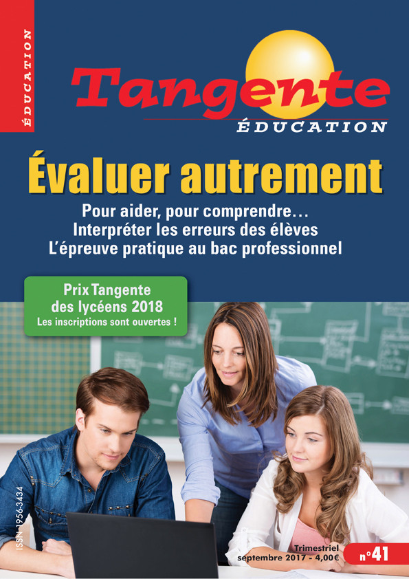 Lettre Motivation assistant D Éducation Le Catalogue Des éditions Pole Tangente Tangente Sup Tangente