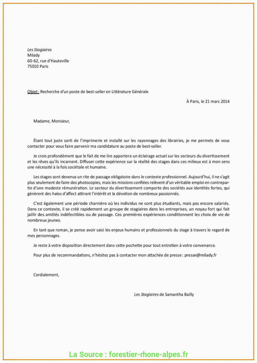 Lettre Motivation Stage Informatique original Lettre De Motivation Simple Francais Lettre De Motivation