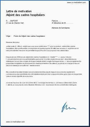 Modele De Lettre Administrative Gratuite Pdf 15 Lettre De Motivation assistante Administrative