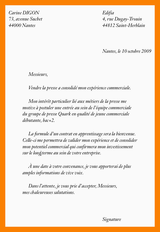 Phrase D Accroche Cv Reconversion Lettre Motivation Reconversion Professionnelle
